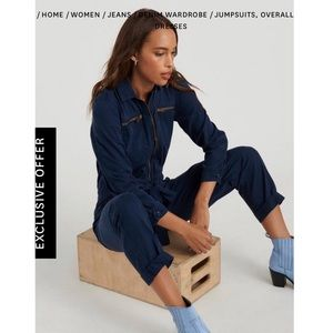 💖Lucky Brand Boilersuit